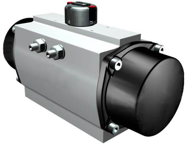气动执行器 DA120 F05--07  (GTE800)-D5374XT74-H-D5374XT74-H