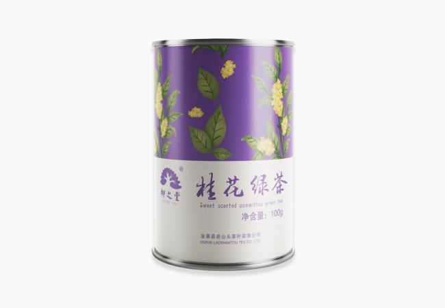 金寨桂花茶