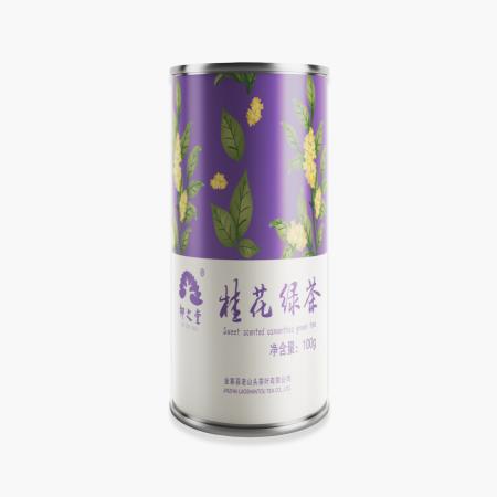 金寨桂花绿茶