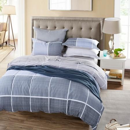 博洋家纺 斜纹四件套-休闲物语 床上用品