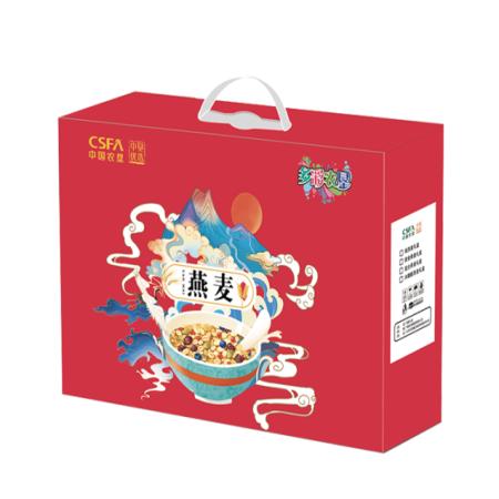 中国农垦  燕麦礼盒