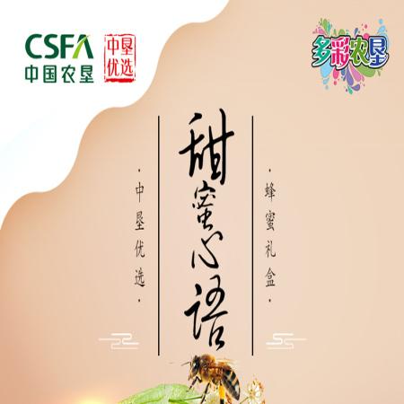 中垦优选蜂蜜礼盒C