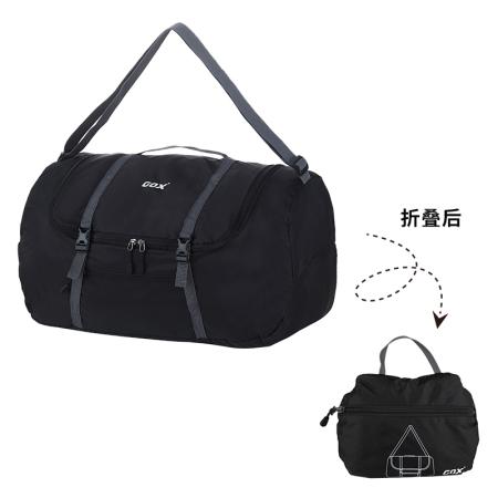 GOX2019新款便携包休闲包户外单肩包斜挎折叠出差行李时尚旅行包