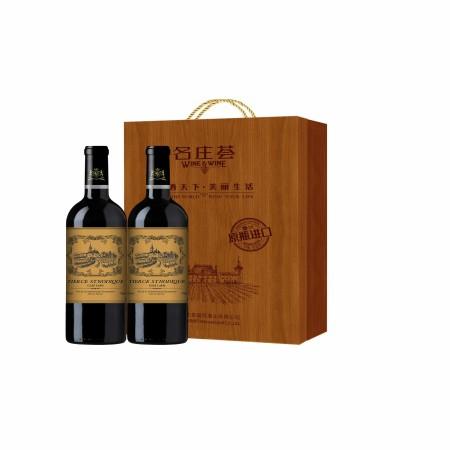 中粮缇瑟堡金标干红葡萄酒750ml