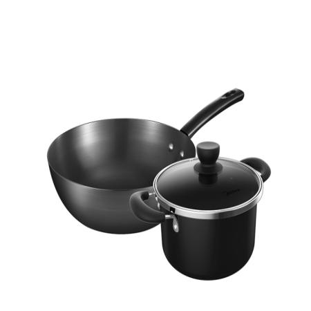 美的炊具两件套SL0203