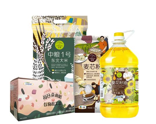 新春健康米油套餐