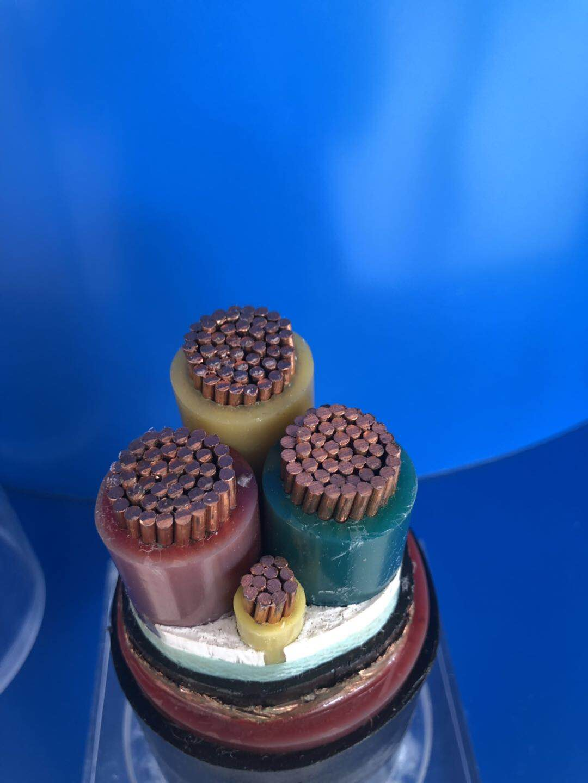耐高温特种动力电缆 ZR-YGCR3*95