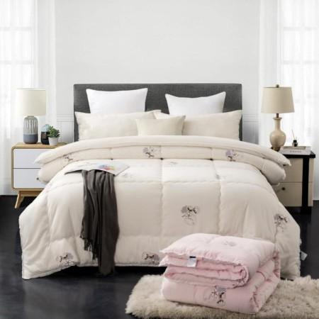 阳光暖绒棉花冬被新西兰OKIOKI SLEEP FACTORY床上用品