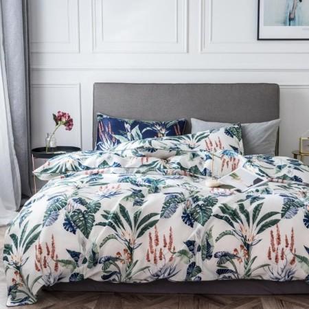 新西兰OKIOKI SLEEP FACTORY热带雨林-白床上用品