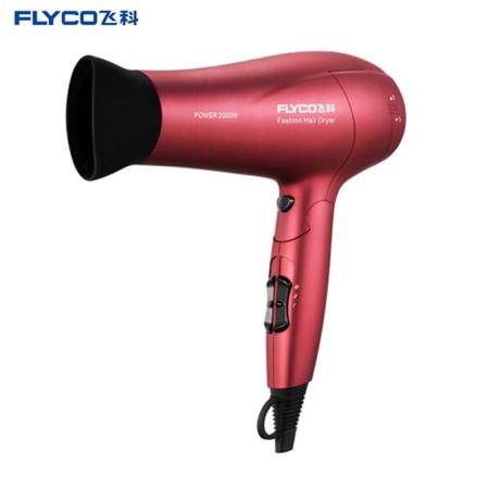 飞科(FLYCO)FH6218电吹风机家用大功率吹风筒负离子 2000W