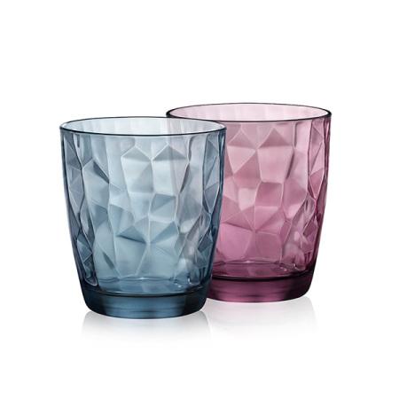 Diamond钻石璀璨水杯(两个组合装)