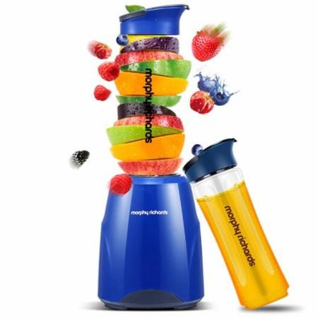 摩飞便携式榨汁机迷你家用榨汁杯果汁机料理机(Morphyrichards) MR9200