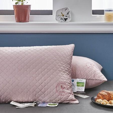 床上用品 约克罗兰 茶多酚美颜枕 枕头 对枕