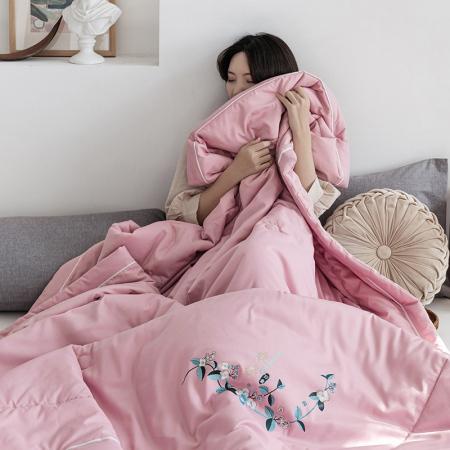 床上用品 约克罗兰 大豆薄荷驱蚊被 大豆纤维+聚酯纤维 夏被