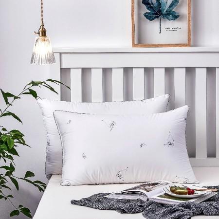 床上用品 约克罗兰 玻尿酸养颜枕 枕头 对枕