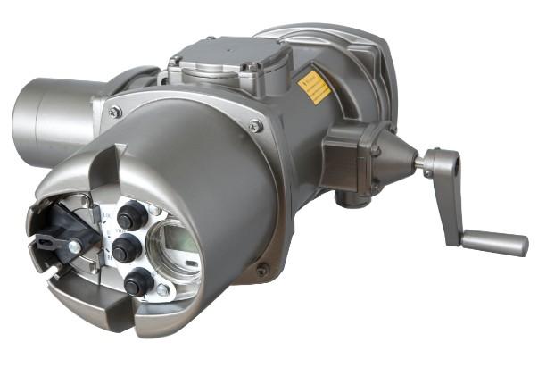 多回转执行器 M8320A(力矩150N.M,开关型,380V电压)