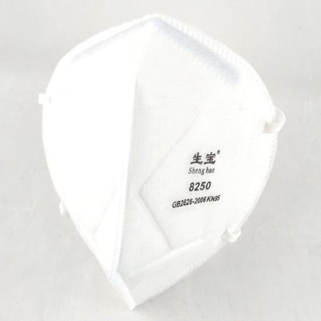 生宝8250防尘口罩KN95级耳带式防护口罩