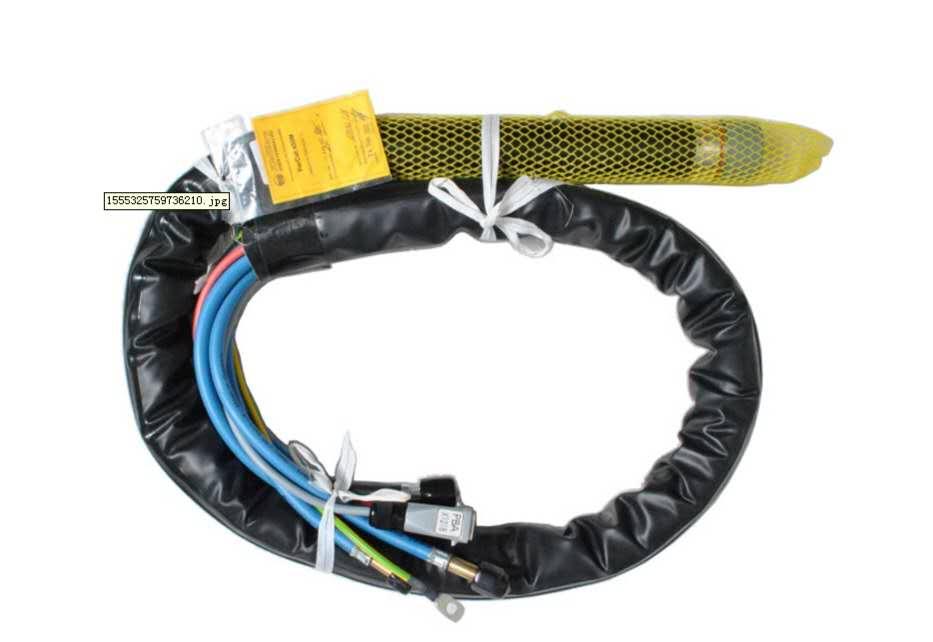 枪缆总成 Torch shaft 1.5m 440A/C-PerCut450M,订货号:11.848.421.9015