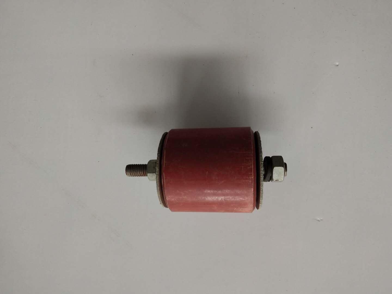 绝缘瓷瓶 75×75×12,75mm*75mm,材质DMC,模压