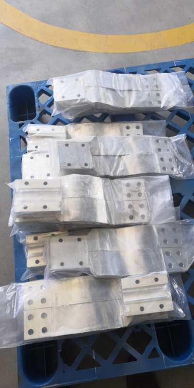 软连接 HYDL-ZRO/162455/200,长455mm宽162mm,材质T2,高分子扩散