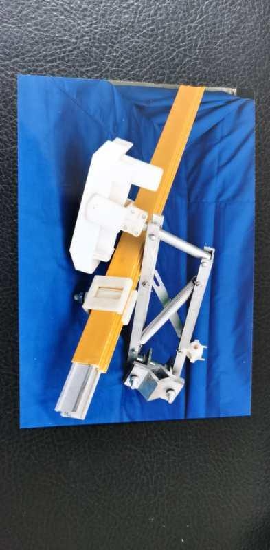 导电相线器 HY681082,35mm*450mm,材质金属石墨,烧结