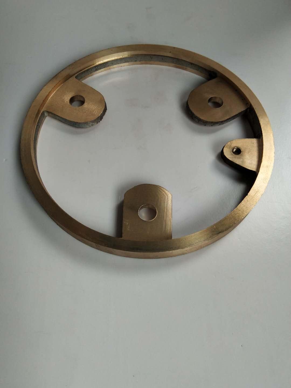 铜滑环 HYGTC-T2D,300mm*30mm,材质QSn663,铸造