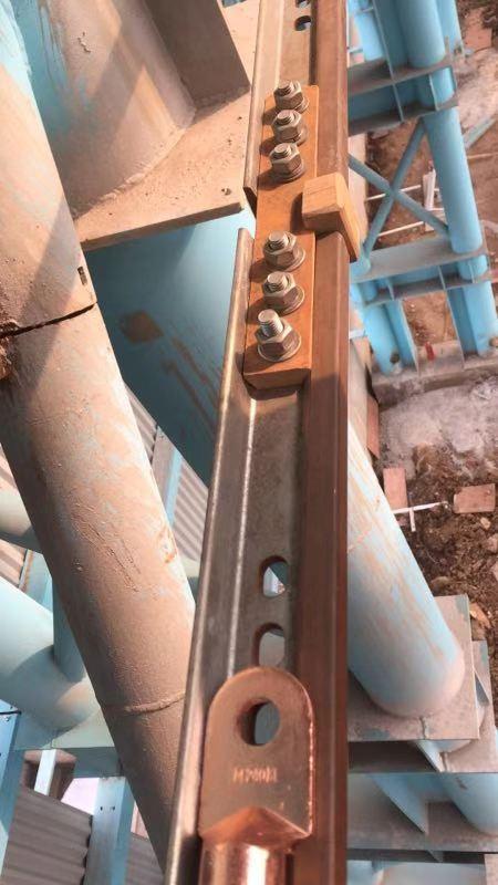 连接装置 HY681007,41mm*55.5mm,材质T2铜及聚氯乙烯,热挤