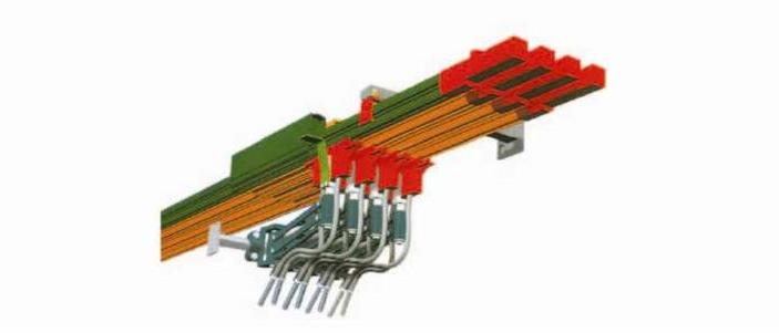 导杆 HKA-800A-PVC/845201,39MM*53.9MM,材质铝合金102绝缘层材质聚氯乙烯,热挤