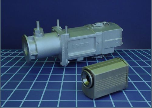 下表高温计 LAND USTS-6-16-L35-SCS 测温范围:600-1600℃ 含安装保护附件