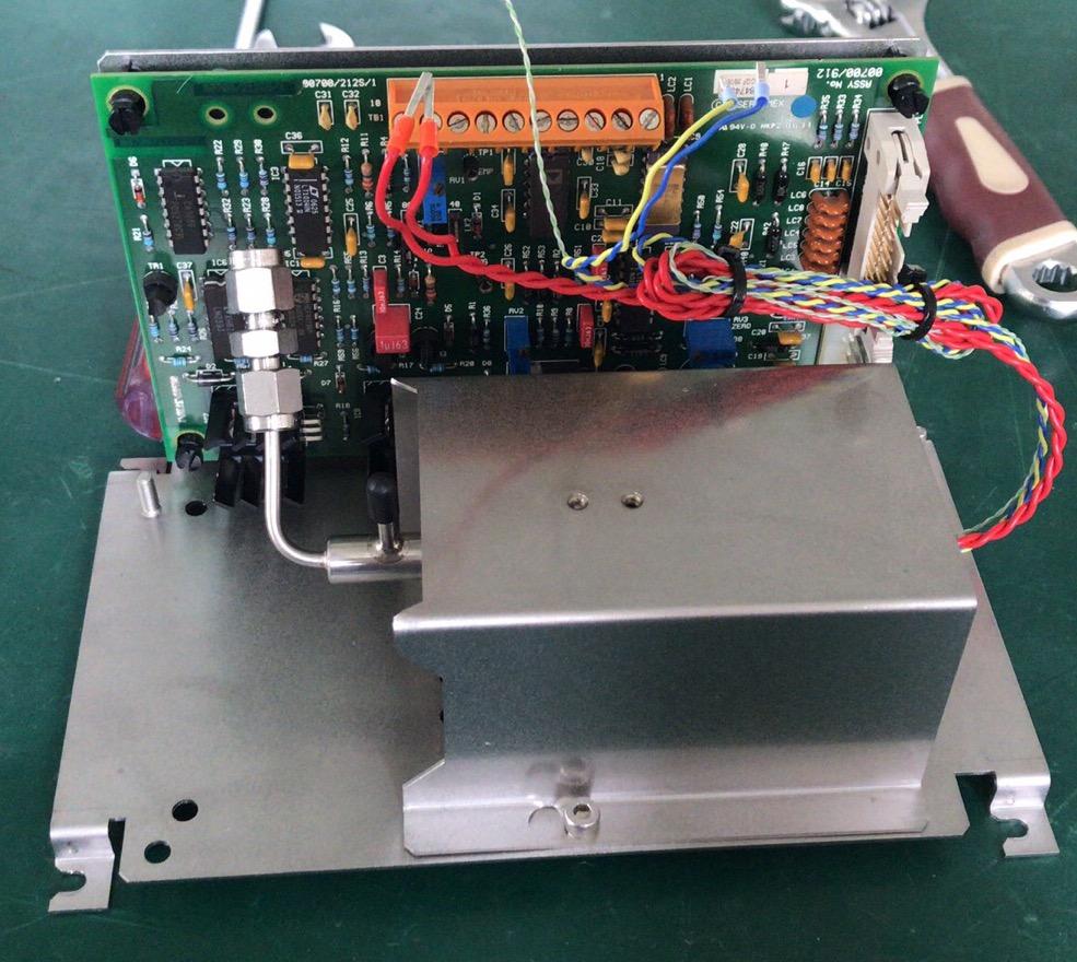 微量氧模块 Zr704/0-10PPM/O2