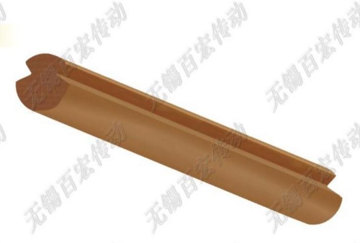 铜滑触线 BHCT-120 冷拔铜 截面积120mm