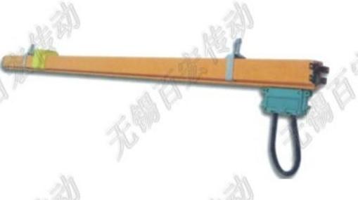 滑触线 BHFS-4-25 ABS外壳 截流量100A