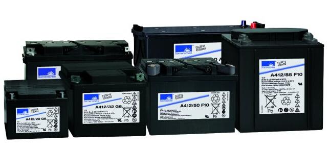 电池 A412 G6 12V 65AH C10铅酸蓄电池
