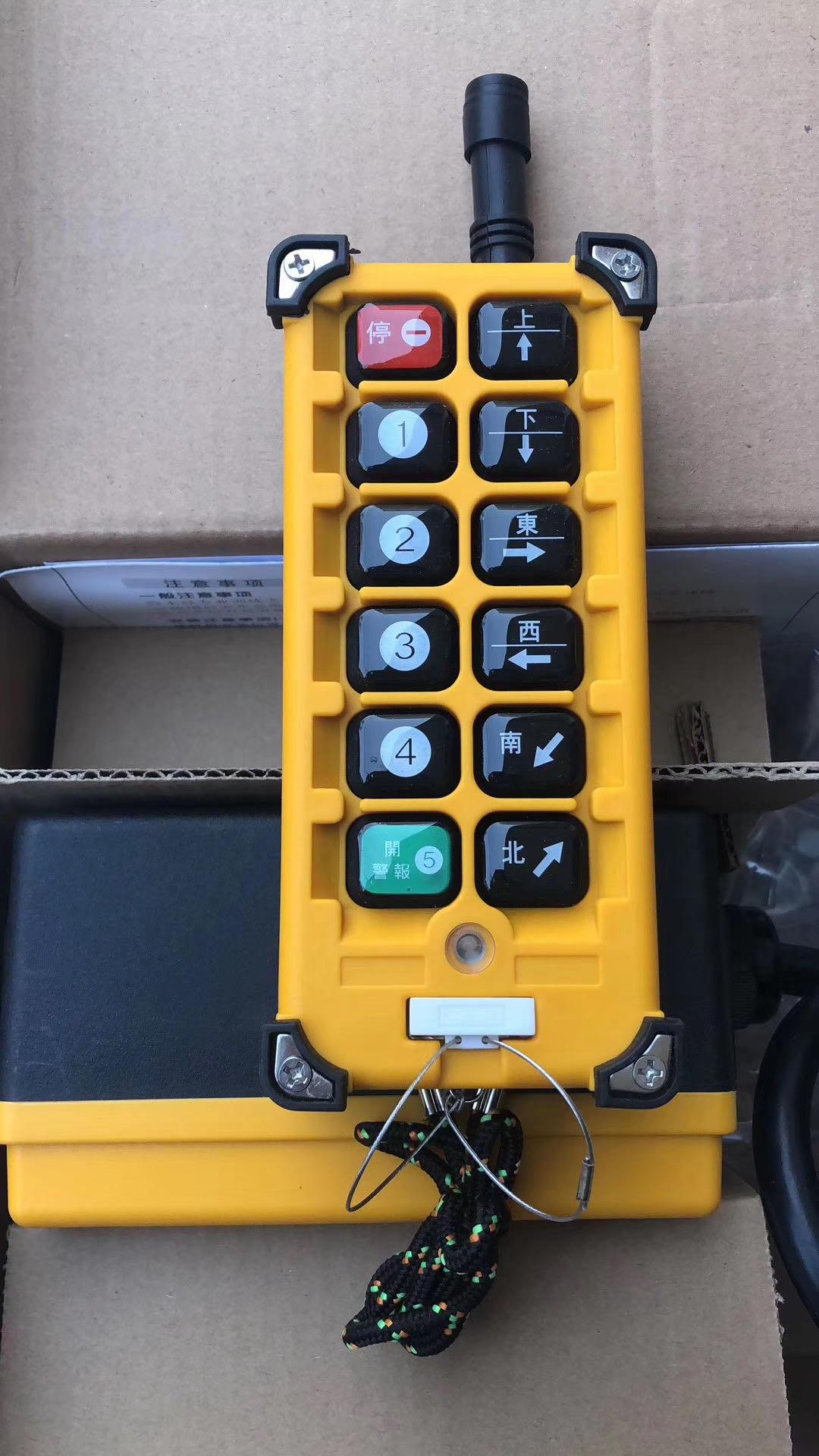 遥控发射器和接收机 F23-++S/FS23-++SSTX