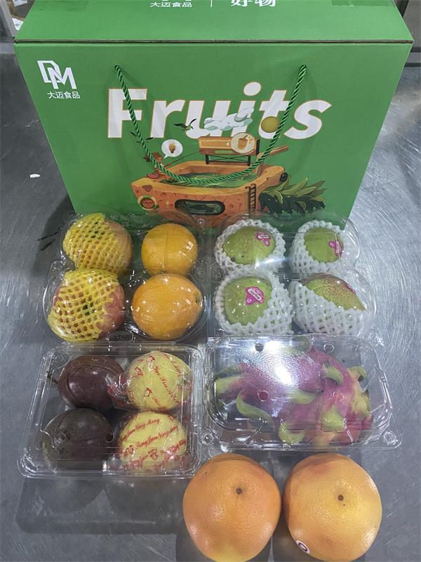 水果礼盒装礼品组合    商务  福利  家用