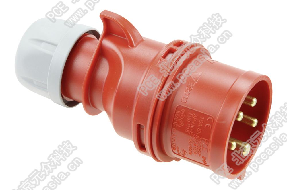 插头(订货号024-6 PCE024-32A/4P/400V/IP44