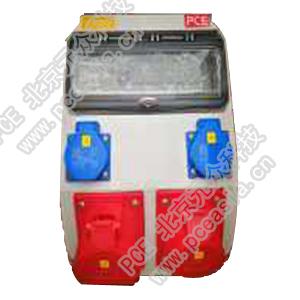 PCE插座箱(户外壁挂式)IP66 PCE-DB/户外,RCD:63A/4P/0.03*1只,380V/32A/5P*2只,230V/16A/3P*2只