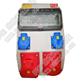 PCE插座箱(户外)IP66 PCE-DB/户外,RCD:32A/4P/0.03*1只,16A/220V/3P:2只