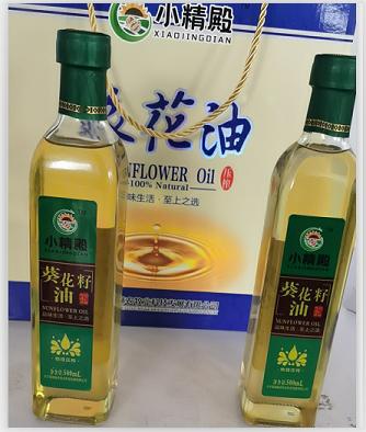 大宁葵花籽油500ml*2