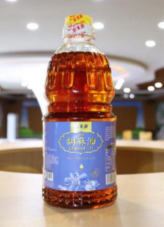 索米亚胡麻油、粮油(1.8升)