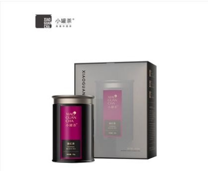 小罐茶多泡装特级滇红茶叶礼盒装云南工夫红茶50g送礼佳品送长辈