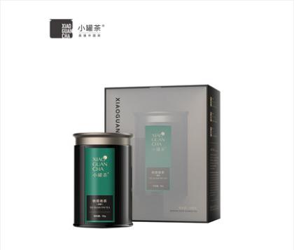 小罐茶多泡装特级铁观音清香型茶叶礼盒装50g送礼佳品送长辈