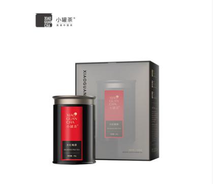 小罐茶多泡装 特级大红袍乌龙茶茶叶礼盒装40g送礼佳品送长辈