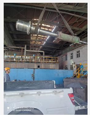 棒材厂炉内悬臂辊道性能承包 新线加热炉19台炉内悬臂辊道