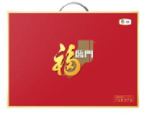 中粮福临门长粒香米礼盒4kg大米h