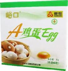 首农峪口散养A蛋60枚鸡蛋礼盒h