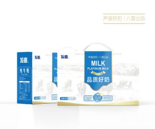 首农八喜品质好奶礼盒6L 纯牛奶h