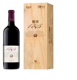 中粮雷沃1785干红葡萄酒礼盒礼品h