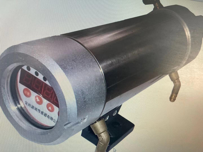 一体化红外测温仪 SCT3-MRS05XT8,单色,检测范围-50℃到800℃,DC24V,带校准报告