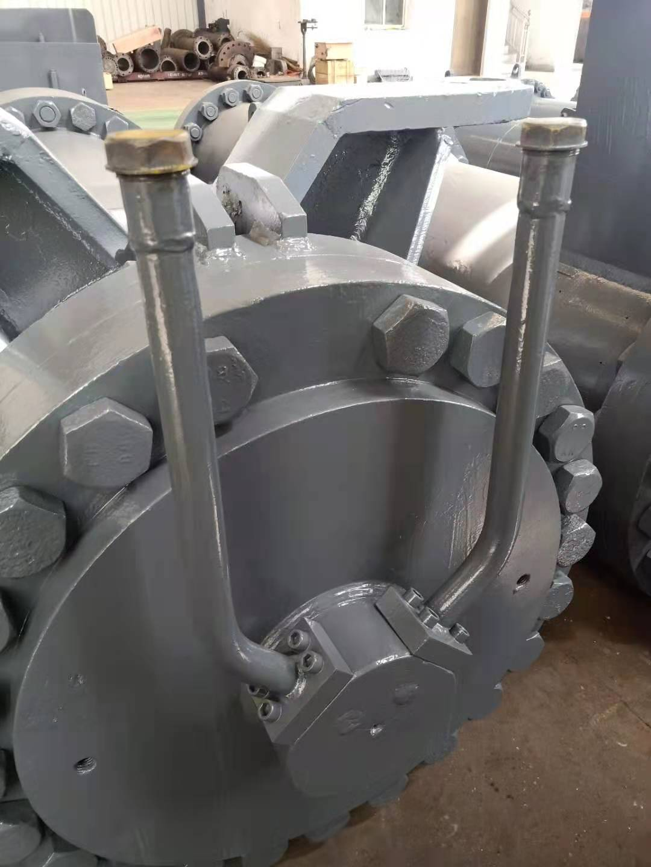 打泥油缸硬管连接块 XTG-1-1-017
